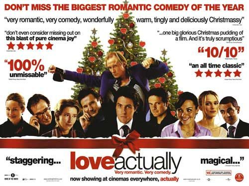 Best Romantic movies of all time - LOVE ACTUALLY