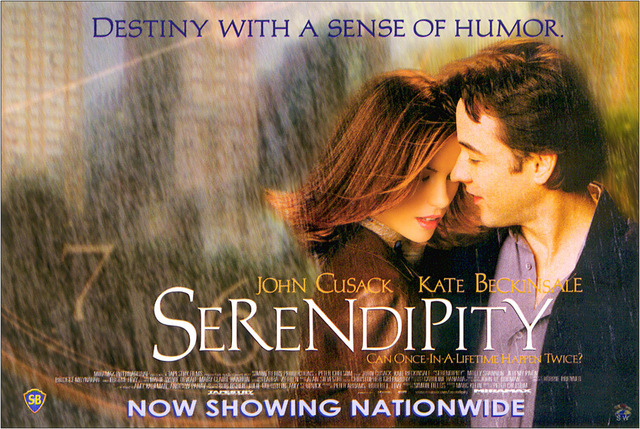 Best Romantic movies of all time - SERENDIPITY