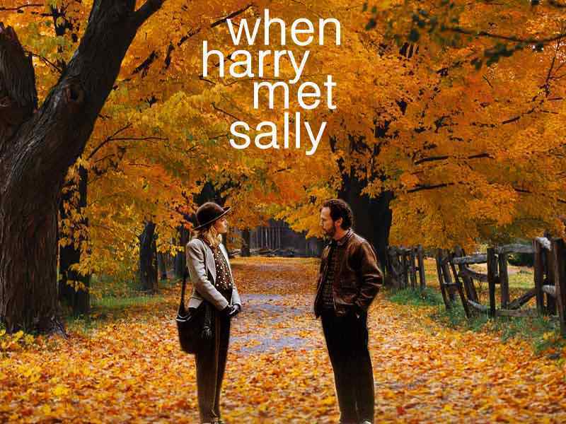 Best Romantic movies of all time - WHEN HARRY MET SALLY