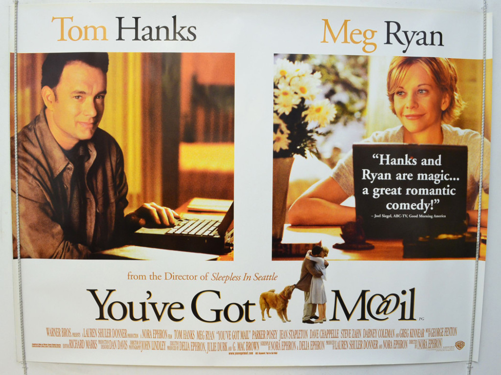 Best-Romantic-movies-of-all-time-You've -Got-Mail