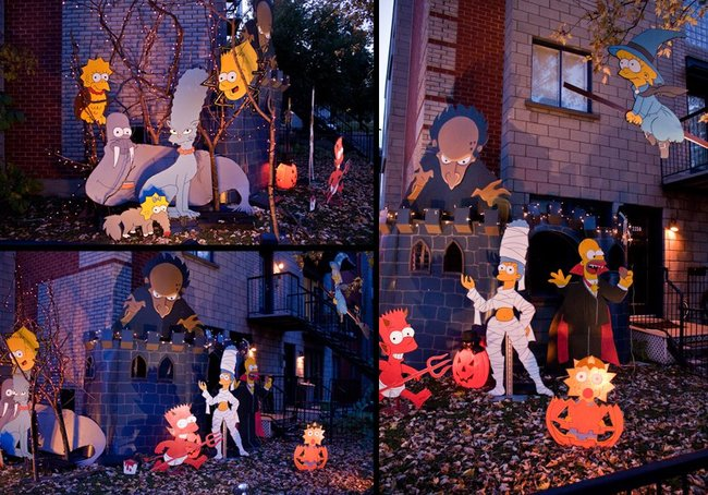 Halloween Decorations at its best
