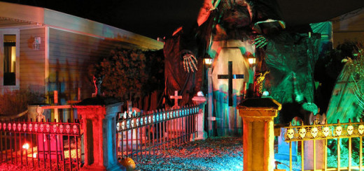 Amazing decorations for Halloween