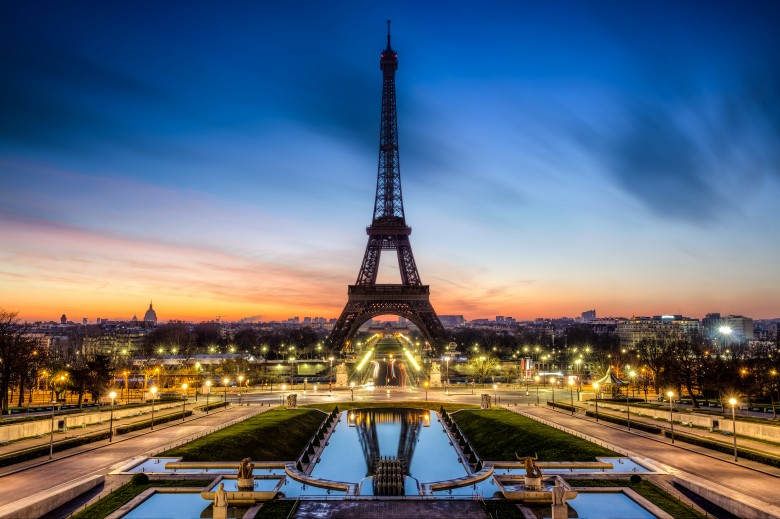 Most Romantic cities in the world - Eiffel Tower