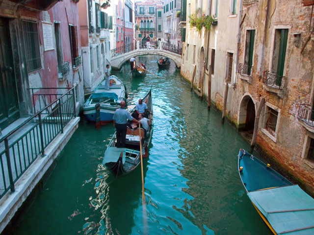 Most Romantic cities in the world - Gondola Ride, Venice, Italy