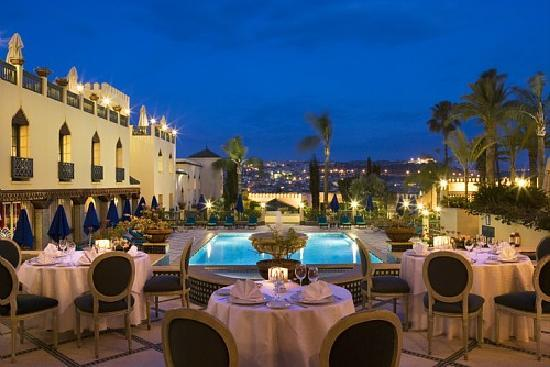 Most Romantic cities in the world -  Sofitel Palais Jamai, Fez, Morocco