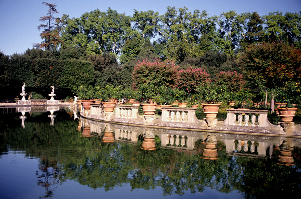 Most Romantic cities in the world - boboli gardens florence italy