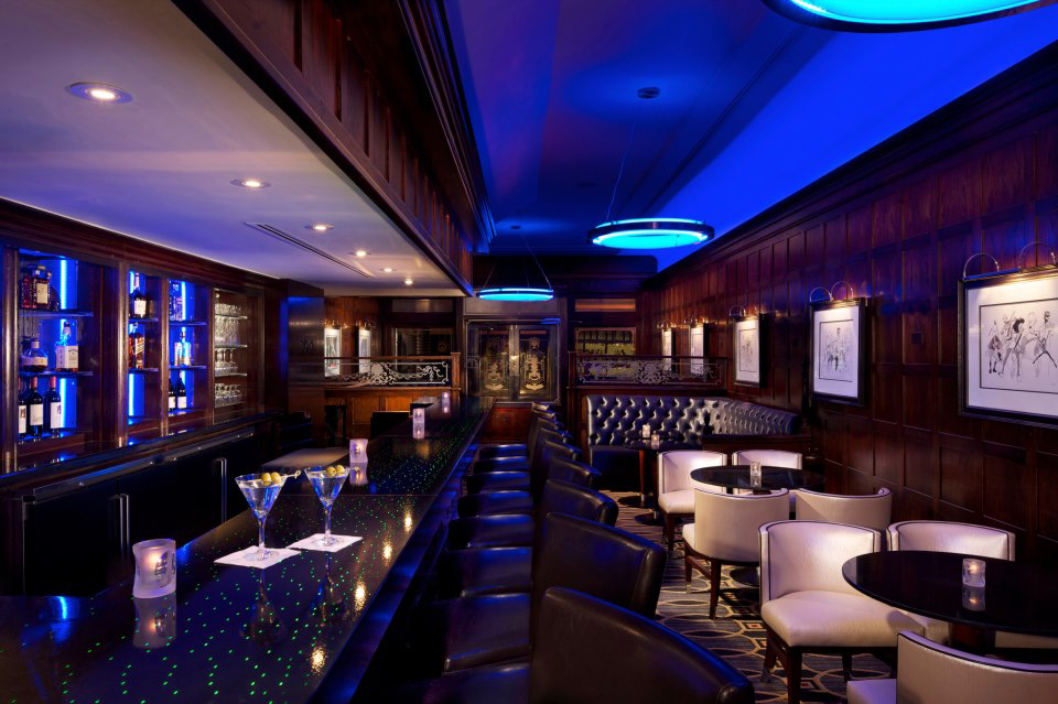 most expensive foods -  Algonquin Hotel, New York City — $10,000 martini