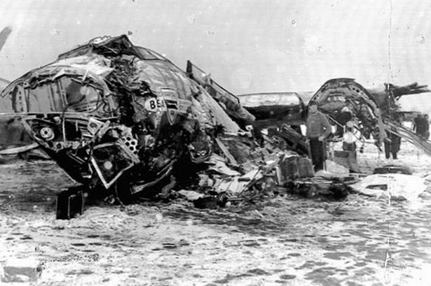 Heartbraking moments in sports - Munich Air Disaster