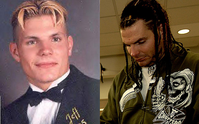 WWE Wrestler Jeff-Hardy childhood photo