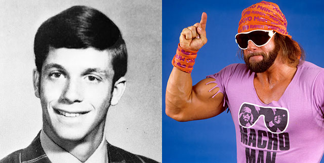 Macho-Man-RandySavage, WWE Wrestlers