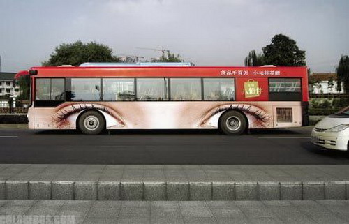 beautifully painted busses 10