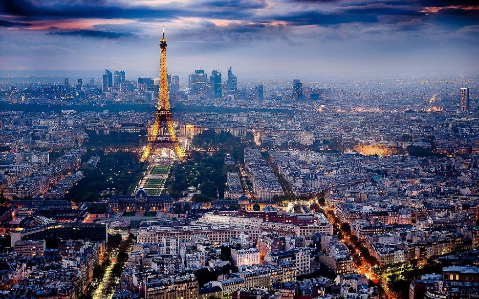 Best Honeymoon Destinations - Paris