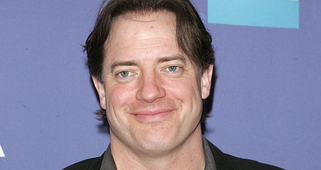 10 celebrities who went bankrupt - Brendan Fraser