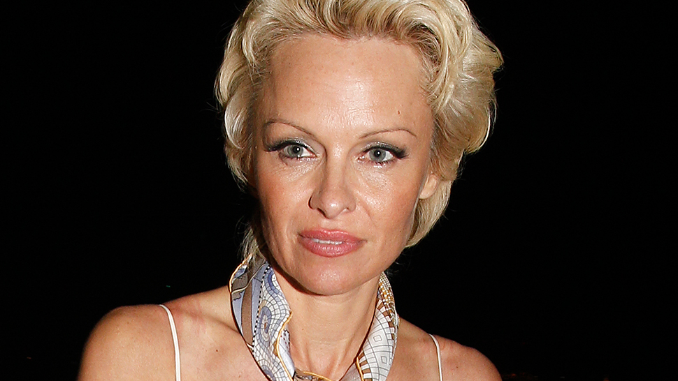 10 celebrities who went bankrupt - Pamela Anderson
