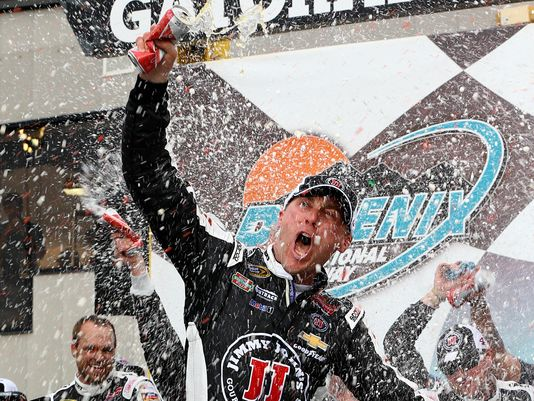 Greatest Sports Moment - Dale Earnhardt Jr.at NASCAR Sprint Cup Series