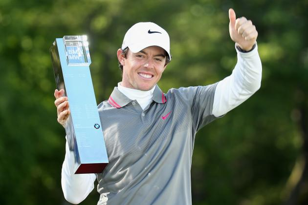 Greatest Sports Moment - Rory MclloryGreatest Sports Moment - Rory Mcllory