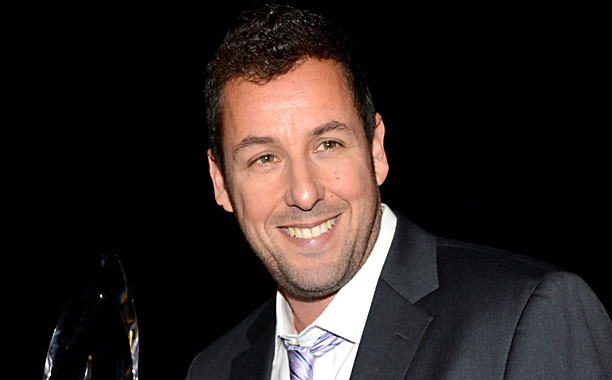 Richest actors - ADAM SANDLER