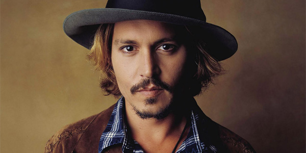 Richest actors - Johnny Depp