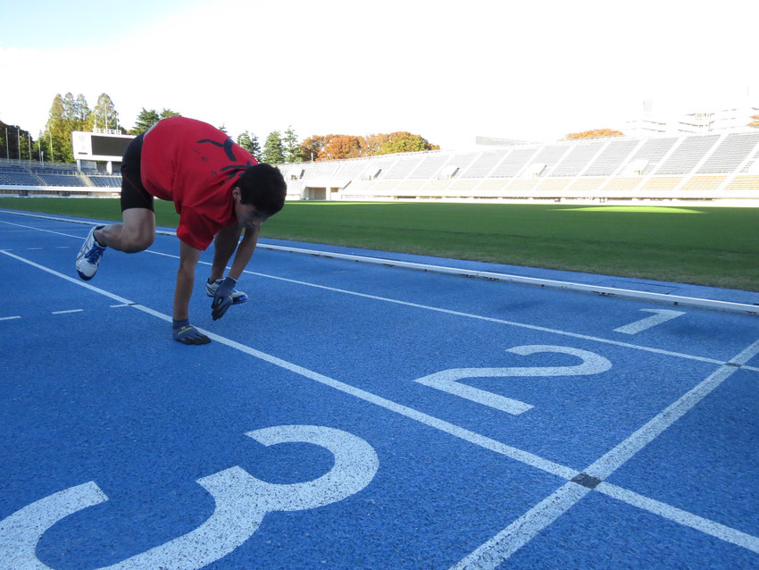 weird world records- The fastest 100-meter run on all fours