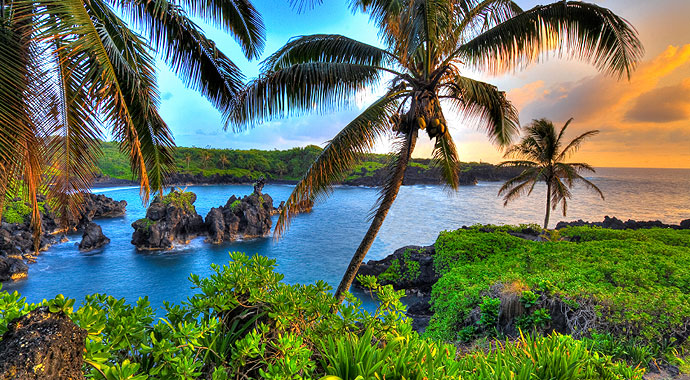 Best beaches in USA - Hawaii