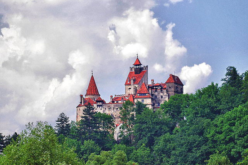 Most Amazing Castles - Bran Castle, Romania