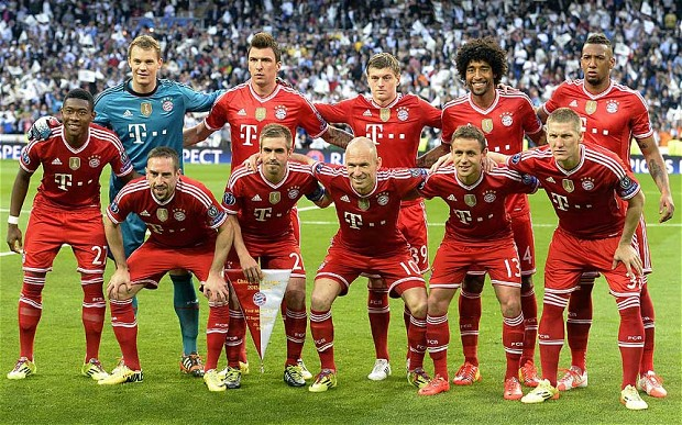 Champions League - Bayern Munich