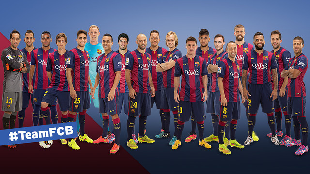 Champions League - FC Barcelona