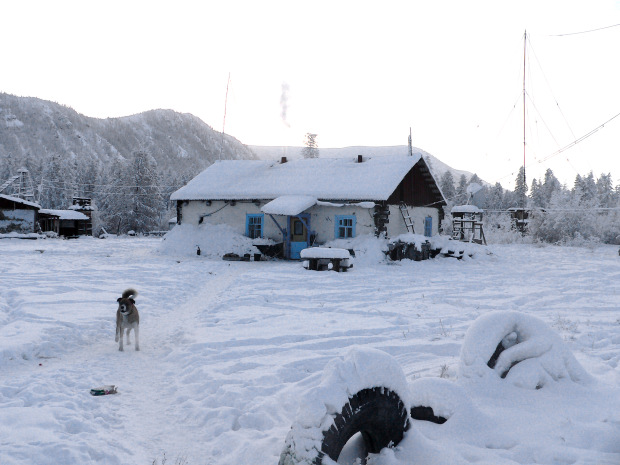 Coldest places in the world- Oymyakon – Russia