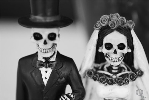 Crazy weird laws - In france you can marry a dead person its legal