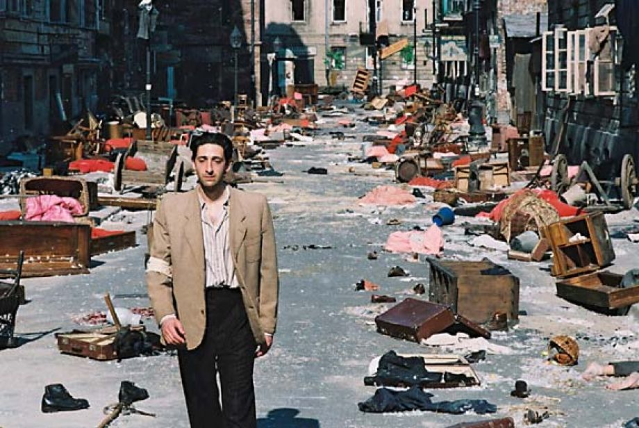 Most intense method actors - Adrien Brody The Pianist