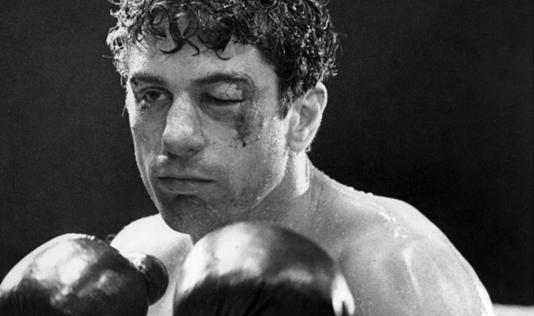 Most intense method actors - Robert De Niro raging bull