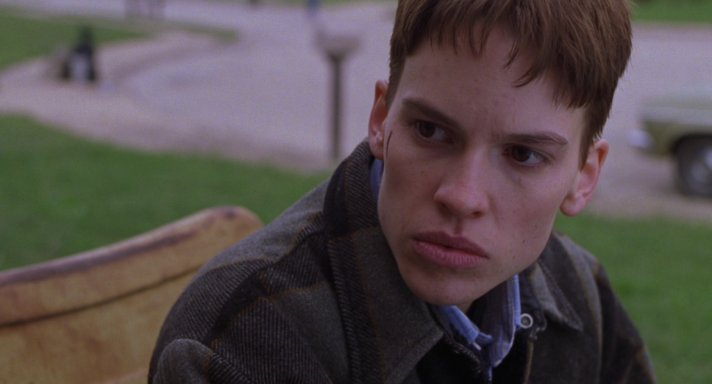 Most intense method actors - hilary swank boys don't cry