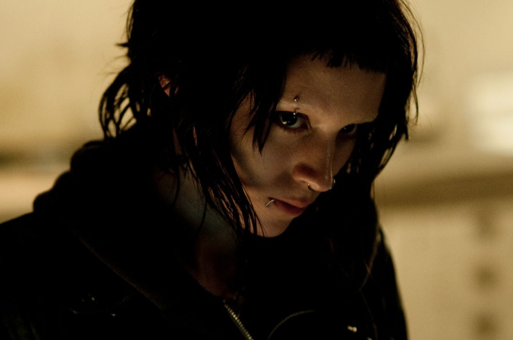 Most intense method actors - rooney mara the girl with the dragon tattoo