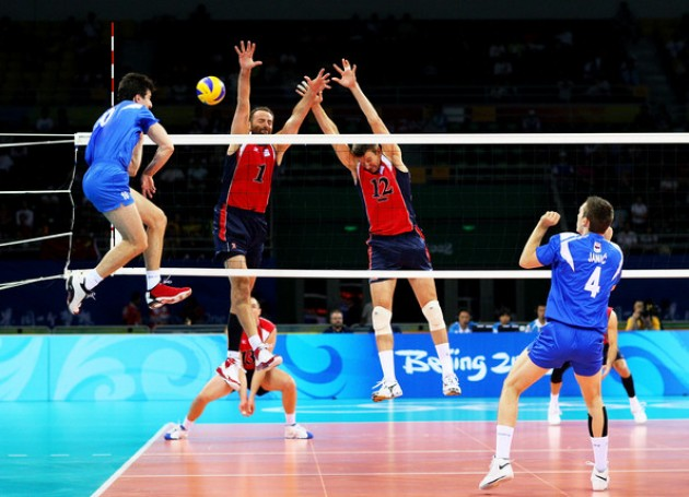 Most popular sports in the world - Volleyball