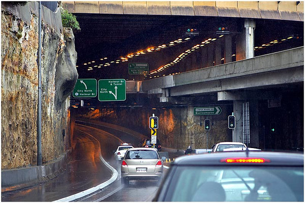 Underwater Tunnels - Sydney Harbour Tunnel
