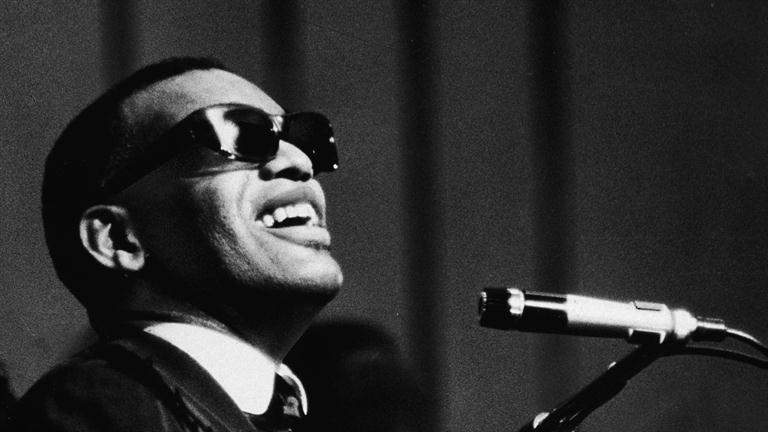 celebs earning after death - Ray Charles