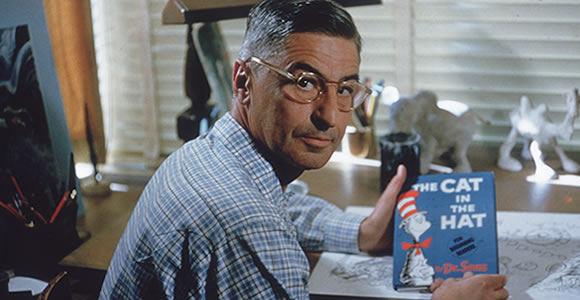 celebs earning after death - Theodor Geisel, aka Dr Seuss