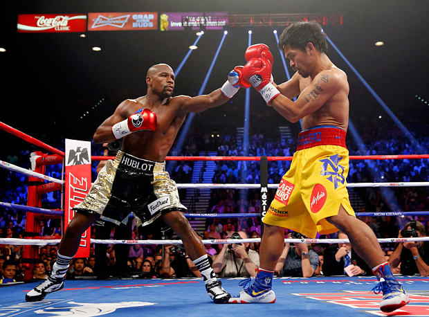 manny pacquiao vs Floyd mayweather maypac fight