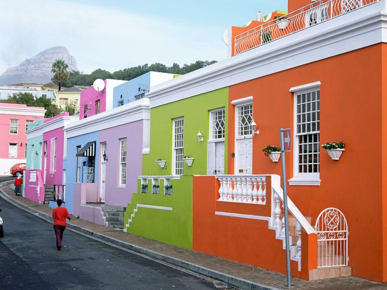 Amazing places - Bo Kaap Cape Town South Africa