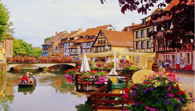 Amazing places - Colmar, France