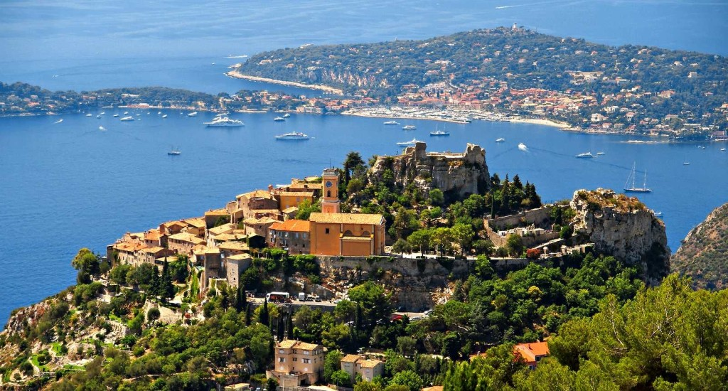 Amazing-places-Eze-in-the-French-Riviera