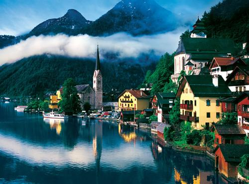Amazing places - Hallstatt, Austria