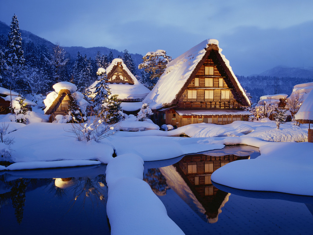 Amazing-places-Shirakawa-Japan