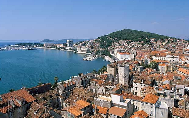 Amazing places -  Split, Croatia