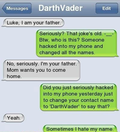 Hilarious texts from Dad - EpicFails (4)