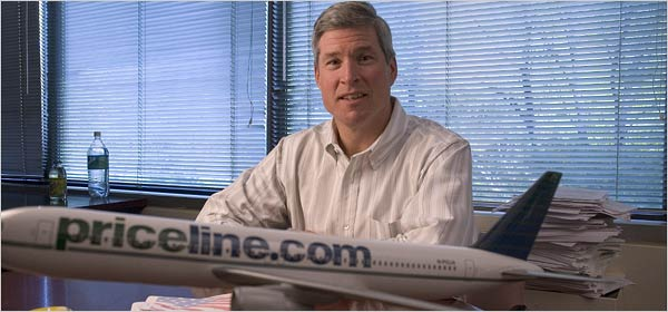 Top Earning CEOs  - Jeffery H. Boyd of Priceline