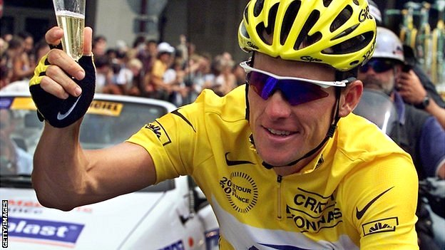 Worst Comeback fails - Lance Armstrong