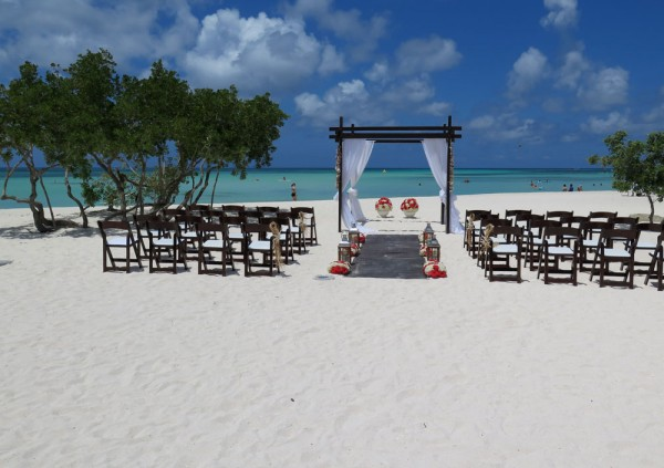 destination Weddings - Aruba