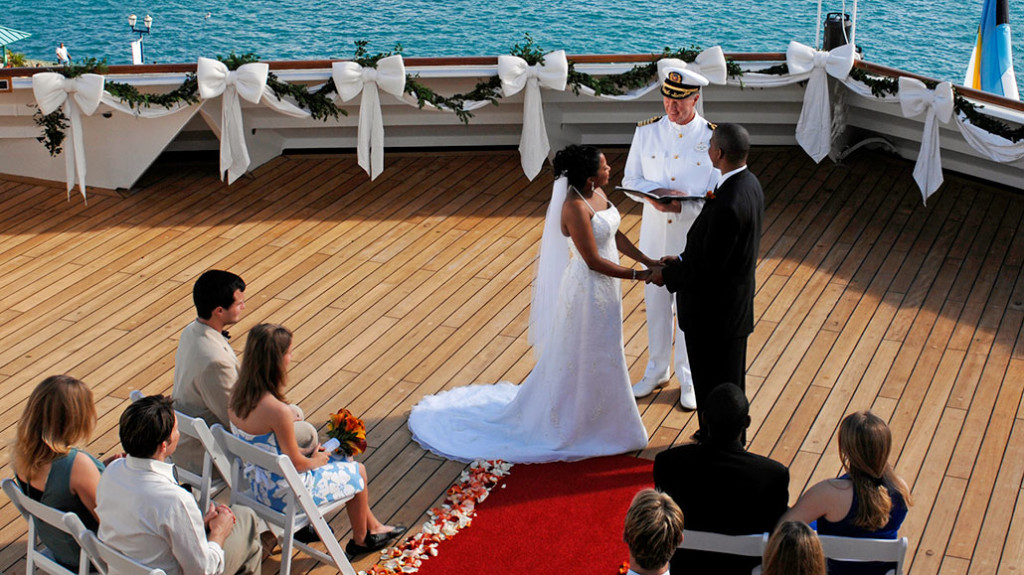 destination Weddings - Cruise