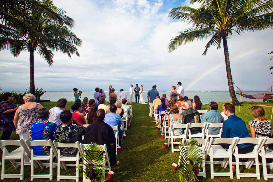 destination Weddings - Hawaii